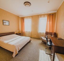 Номер комфорт в гостинице